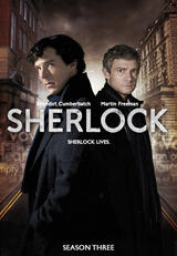 Sherlock - Staffel 3 - Poster