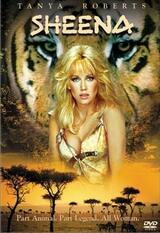 Sheena - Königin des Dschungels - Poster