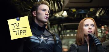Bild zu:  Captain America 2: The Return of the First Avenger