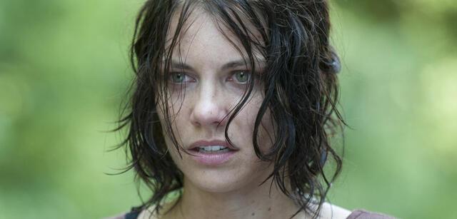 Lauren Cohan als Maggie inThe Walking Dead