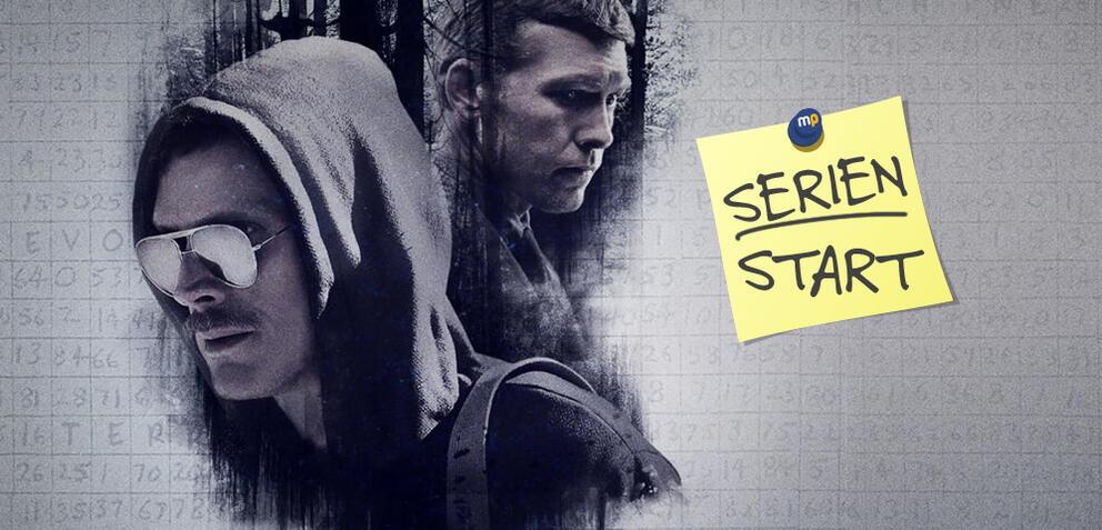 Manhunt: Unabomber - Staffel 1 ab heute auf Netflix