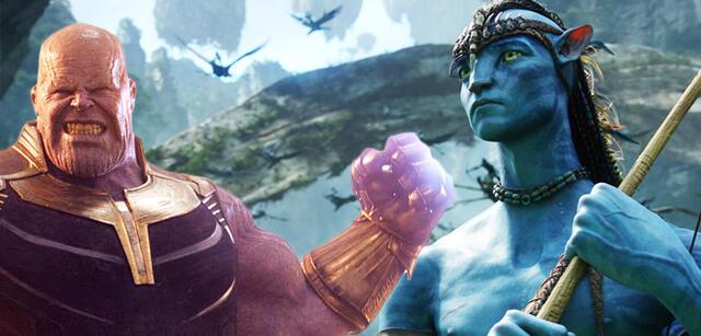 Avengers 3: Infinity War/Avatar