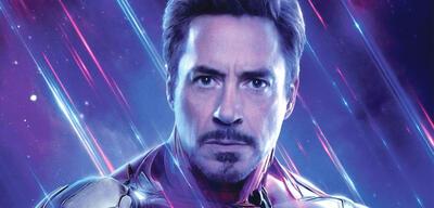 Robert Downey Jr. als Tony Stark aka Iron Man