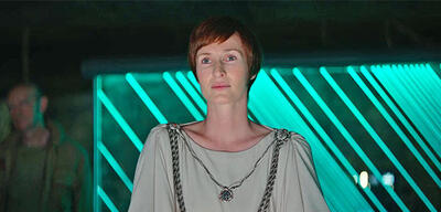 Mon Mothma in Rogue One: A Star Wars Story