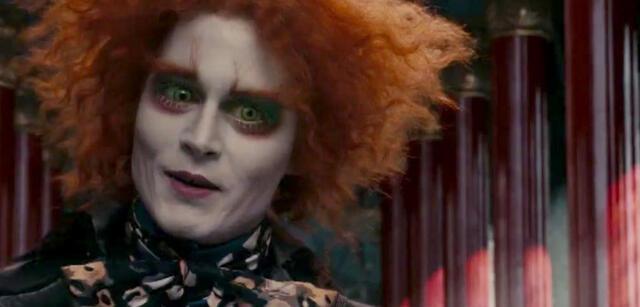 Disney Sequel Alice Im Wunderland 2 Neue Poster Mit Johnny Depp