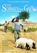 Das Schwein von Gaza - Poster