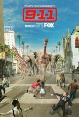 9-1-1: Notruf L.A. - Staffel 5 - Poster