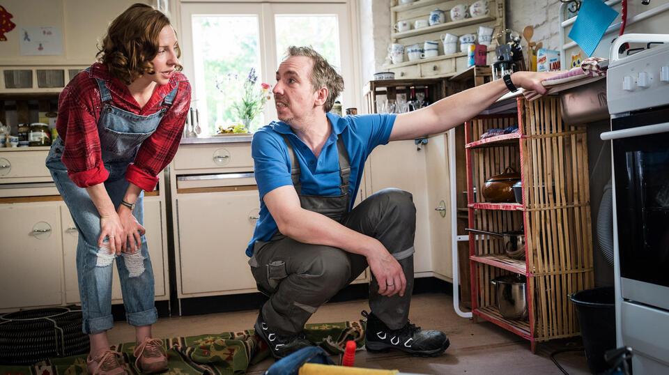 Hausbau mit Hindernissen mit Olli Schulz und Katharina Schüttler