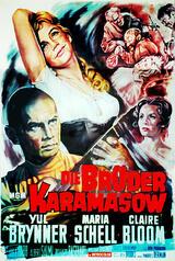Die Brüder Karamasow - Poster