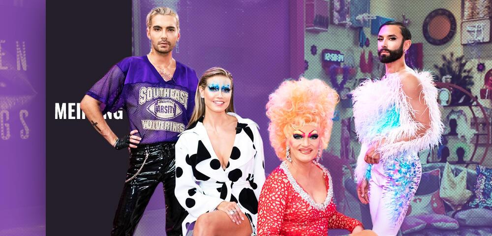 Queen of Drags - Heidi Klums neue Show ist ein Reinfall