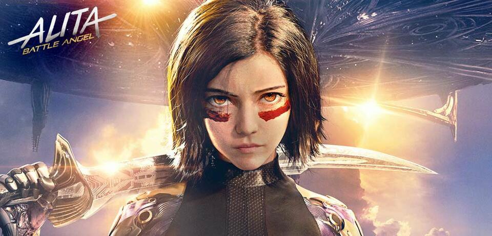 Bild zu Kommt zur Community-Preview von Alita: Battle Angel