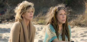 Bild zu:  Jane Fonda und Lily Tomlin in Grace and Frankie