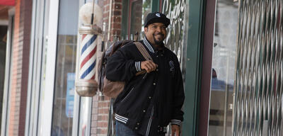 Ice Cube in Barbershop 3