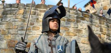 Der Brief für den König: Tiuri will Ritter werden