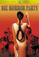 Die Horror-Party - Poster
