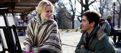 Evan Rachel Wood und Justin Long in A Case of You