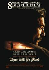 There Will Be Blood - Poster