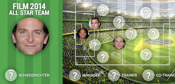 Bild zu:  All-Star-Team 2014