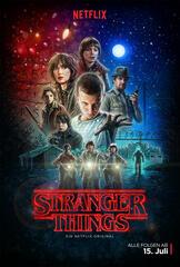 Poster zu Stranger Things