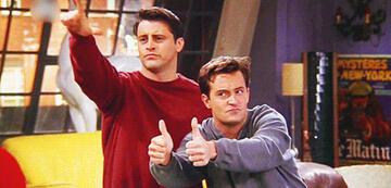 Friends: Daumen hoch für Serien