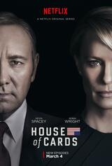 House of Cards - Staffel 4 - Poster