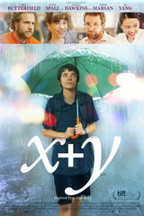 X+Y - Poster