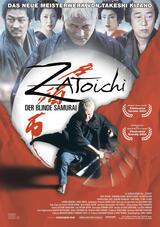 Zatoichi - Der blinde Samurai - Poster