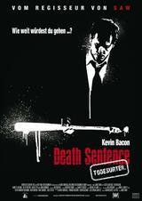 Death Sentence - Todesurteil - Poster