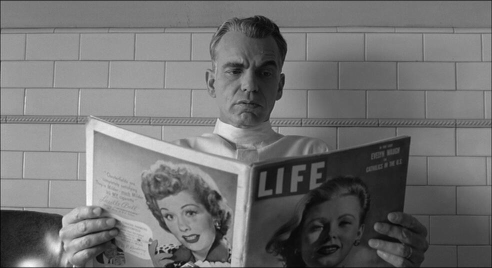 The Man Who Wasn't There mit Billy Bob Thornton