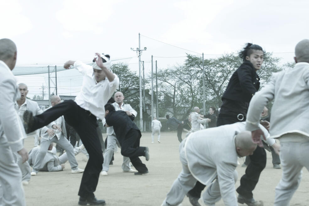 The Crows Are Back: Crows Zero II - Photo5