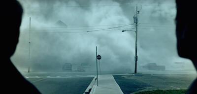 Ob das Stop-Schild den Nebel aufhalten wird?