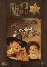 Mit Dynamit und frommen Sprüchen - Poster