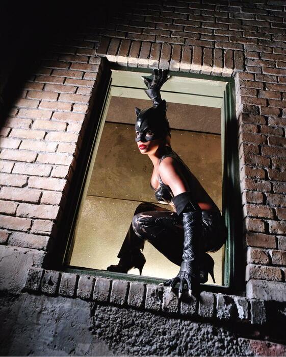 Catwoman mit Halle Berry