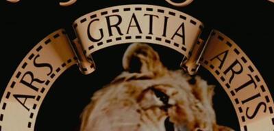 Ausschnitt aus dem MGM-Logo
