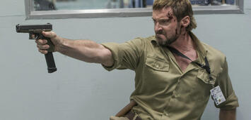 Bild zu:  Huge Action mit Hugh Jackman in Chappie