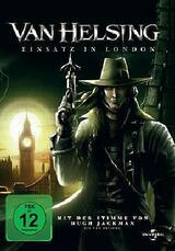 Van Helsing - Einsatz in London - Poster