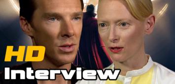 Bild zu:  Cumberbatch und Co. im Interview