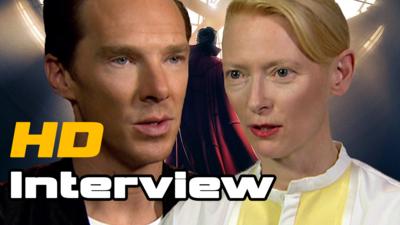 Cumberbatch und Co. im Interview