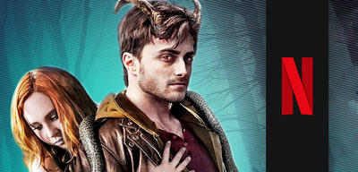 Bald bei Netflix: Horns mit Daniel Radcliffe