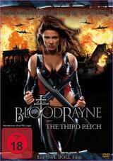 BloodRayne: The Third Reich - Poster