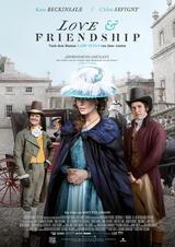 Love & Friendship - Poster