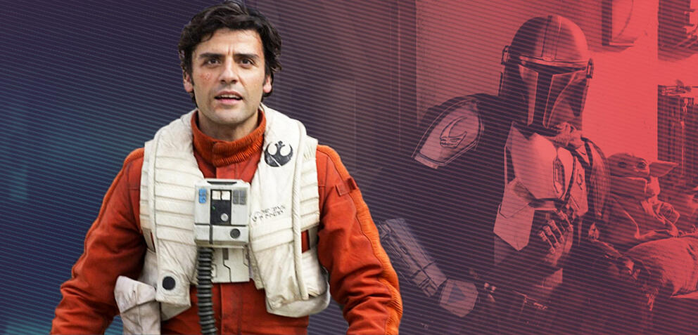 Star Wars: Poe Dameron trifft The Mandalorian