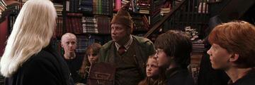 Harry Potter und die Kammer des Schreckens: Lucius Malfoy und Arthur Weasley im Streit