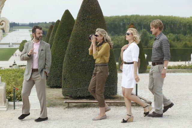 Midnight in Paris mit Rachel McAdams und Michael Sheen