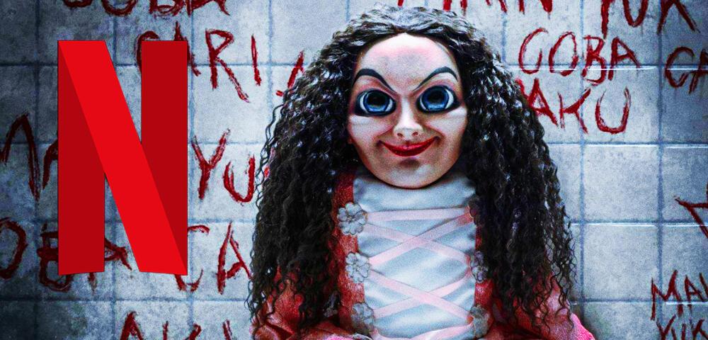 Horrorfilm Puppen