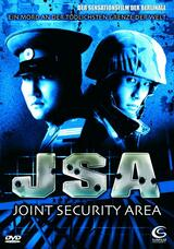 Joint Security Area - Poster