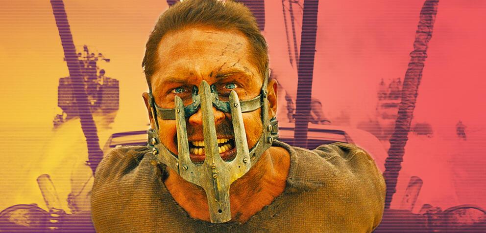 Mad Max: Fury Road mit Tom Hardy