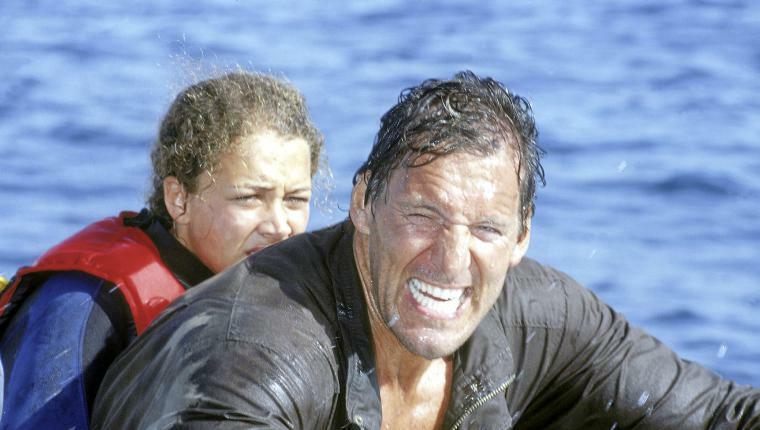 Hai-Alarm auf Mallorca mit Ralf Moeller und Oona-Devi Liebich
