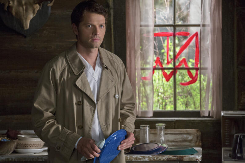 Staffel 7 mit Misha Collins