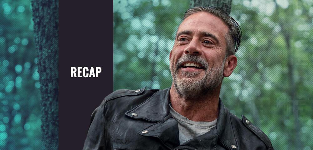The Walking Dead Staffel 10: Negan hat viel zu viel Spaß in Folge 6